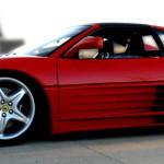 Lowered-Ferrari-348