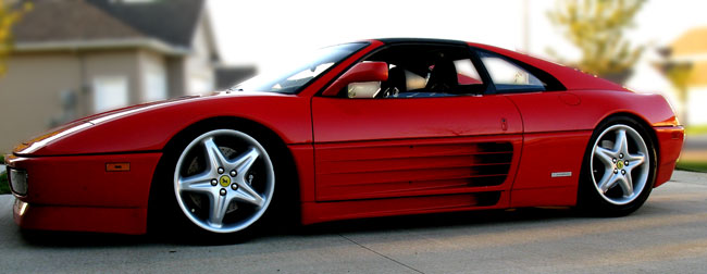 picture of How Much Is A Ferrari recommendedstore.com