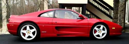 Ferrari F355 Fiorano Handling Package
