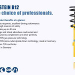 BMW Z4 M Roadster 2006 Bilstein B12 (Pro-Kit) 46-000033