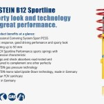 BMW 318i  1993 Bilstein B12 (Sportline) 46-000750