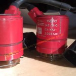 Ferrari Bilstein shock adjuster motor