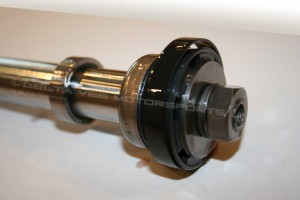 Shock piston, note the 22mm shock rod
